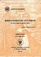 Memoria iconografica del '700 palermitano:…