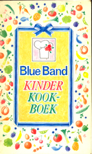 Blue band kinderkookboek by Pieternel…