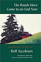 Den ensomme veranda og andre dikt by Rolf…