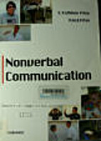 Nonverbal Communication with 2 caset tapes…