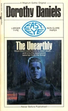 The Unearthly by Dorothy Daniels