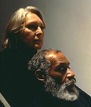 Author photo. Diane and Leo Dillon