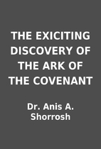 THE EXICITING DISCOVERY OF THE ARK OF THE…