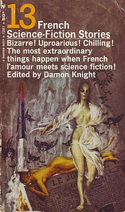 13 French Science Fiction Stories by Damon…