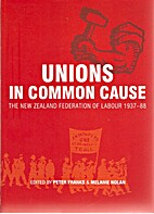 Unions in common cause : the New Zealand…