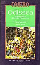 Omero Odissea Iliade Due Volume by Homer