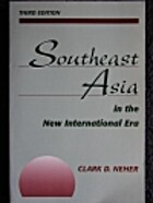 Southeast Asia in the new international era…