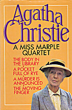 A Miss Marple Quartet by Agatha Christie