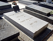 Author photo. Français : Tombe de Pierre Jean Jouve, cimetière du Montparnasse, division 9. By Wikimedia Commons / Mu - Own work, CC BY-SA 3.0, <a href=&quot;https://commons.wikimedia.org/w/index.php?curid=15024272&quot; rel=&quot;nofollow&quot; target=&quot;_top&quot;>https://commons.wikimedia.org/w/index.php?curid=15024272</a>