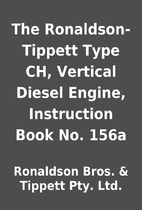 The Ronaldson-Tippett Type CH, Vertical…