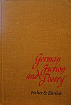 German fiction and poetry by Peter Heller