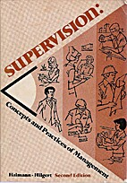 Supervision: Concepts and Practices of…