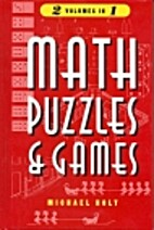 Math puzzles and games, volumes I & II by…