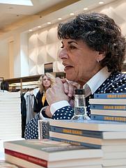 Author photo. Hanneke Groenteman in 2010 [credit: Jos van Zetten from Amsterdam, the Netherlands; grabbed from Wikipedia]