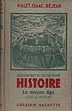 Le Moyen Âge by Jules Isaac