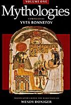 Mythologies by Yves Bonnefoy