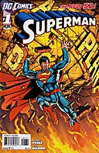 Superman, Vol. 3 # 1 by George Pérez