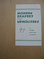 Modern drapery and upholstery [HIC-97] by…