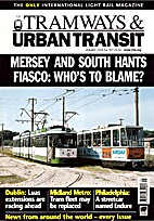 Tramways & Urban Transit, vol. 69, n°817 by…