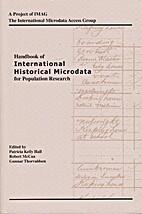 Handbook of International Historical…