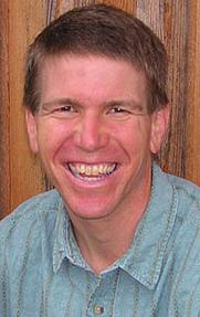 Author photo. Jim Minick