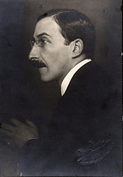 "Author photo. Franz Löwy (1920) © <a href=""http://www.bildarchiv.at/"">ÖNB/Wien</a> (Pf 4066 : C 1)"