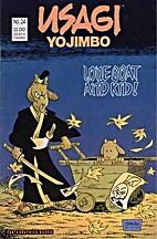 Usagi Yojimbo 24 by Stan Sakai