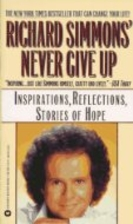 Richard Simmons Never Give Up: Inspirations,…