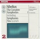 Symphonies 1,2,4,5 by Sibelius