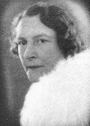 Author photo. Jo van Ammers-Küller