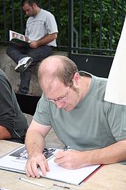 Author photo. Credit: Georges Seguin, 2006