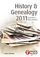 History and genealogy 2011 : Australia and…