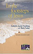 In the footsteps of Jesus [DVD] by USCCB…