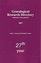 Genealogical Research Directory National and…