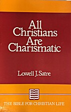 All Christians Are Charismatic : Sharing…