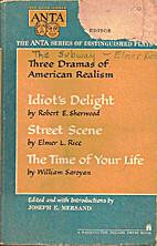 Three Dramas of American Realism by Joseph…