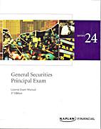 Series 24 General Securities Principal Exam,…