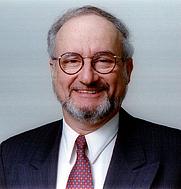 Author photo. Rabbi James Rudin