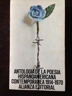 Antologia de la Poesia Hispanoamericana…