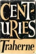 Centuries by Thomas Traherne