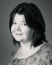 Author photo. Photography by Lee Irvine