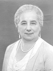 Author photo. Baroness Emma Orczy (1865–1947) (AP Watt)