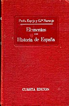 Elementos de Historia de España by Ricardo…