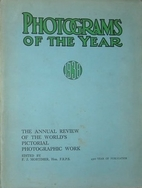 Photograms of the Year 1938 by F. J.…