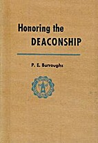 Honoring the deaconship by Prince Emanuel…