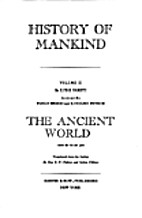 History of mankind : cultural and scientific…