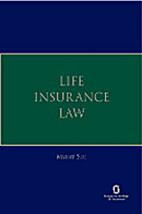 Life insurance law by U. Myint Soe
