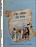 The Bible in Verse by B. C Jennings