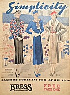 Simplicity Fashion Forecast For April 1936…