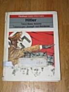 Hitler by Kees Anema